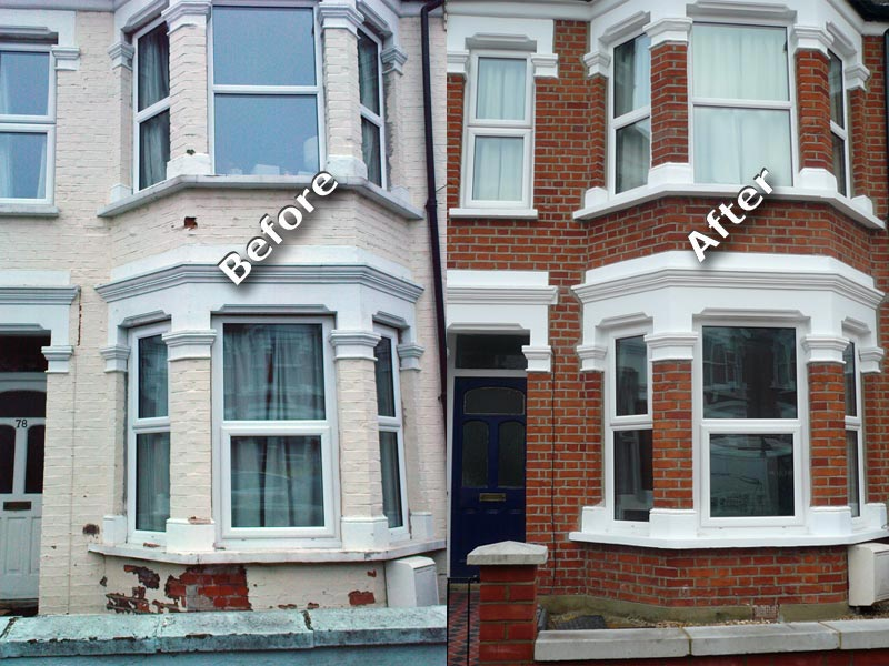 home brick cleaning london